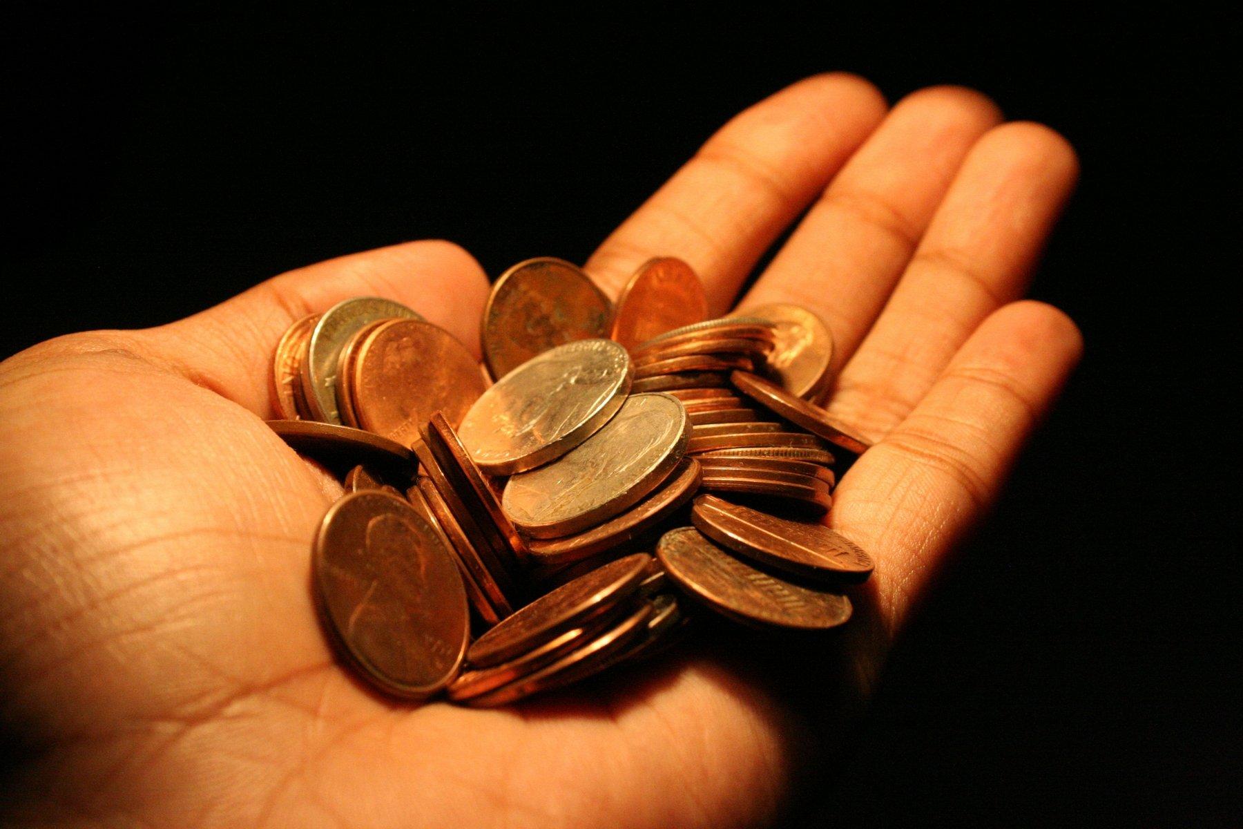 Money - The escape of Poverty