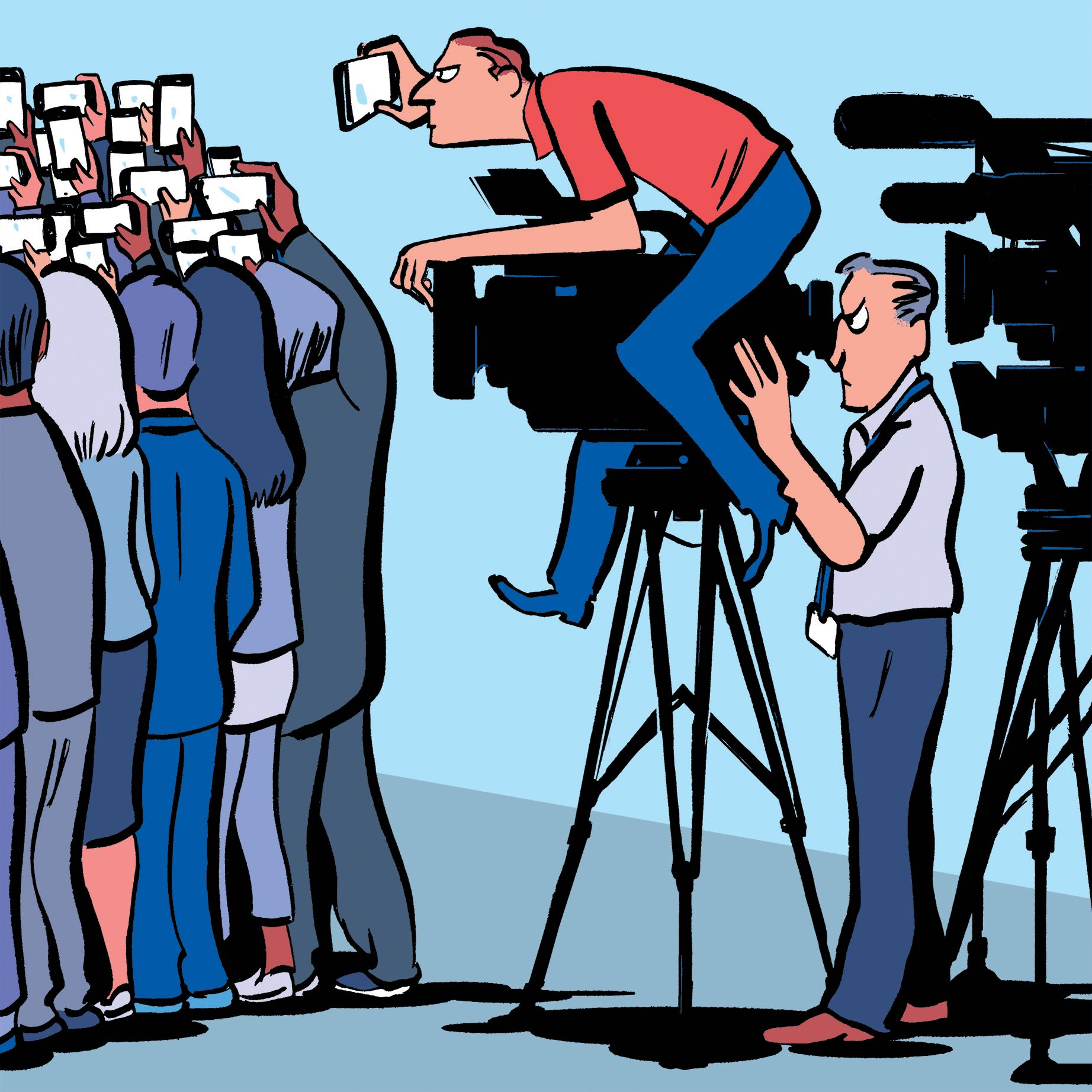 How Politicians Uses Media