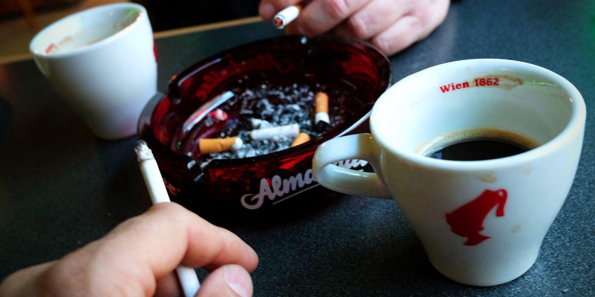 austria smoking