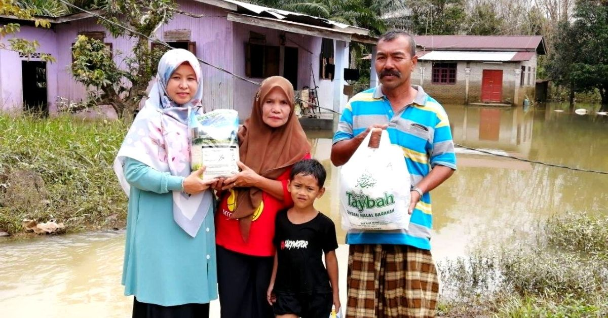 Donations and Emergency Food Supply