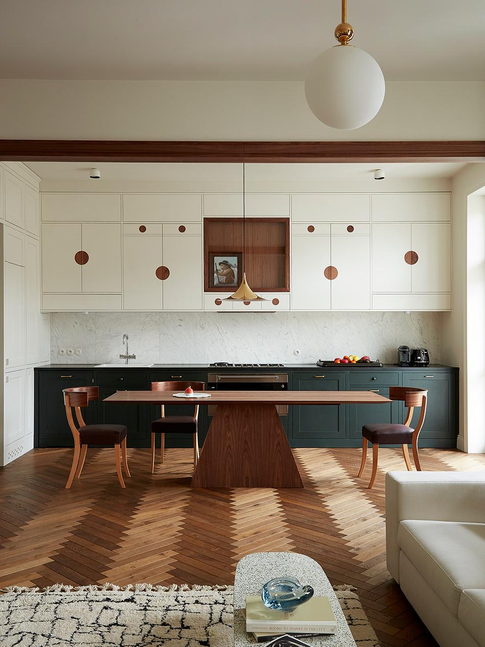 MId-Century Modern Interior Style