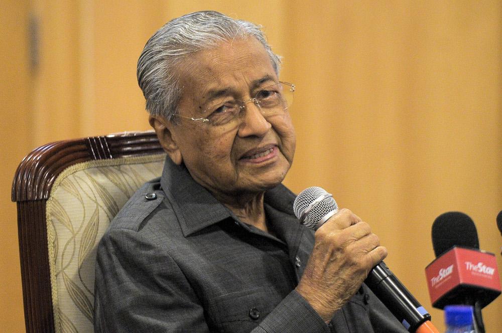 time fibre malaysia mahathir