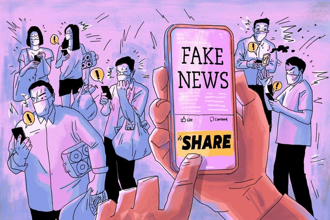 time to stop fake news